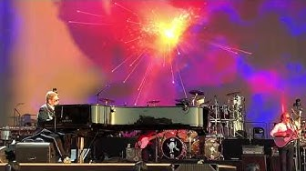 Elton John - Rocket Man ( Montreux Jazz Festival 29.6.19 )
