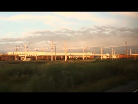 Trans-Siberian Railway Part 11 (Shalya - Yekaterinburg)