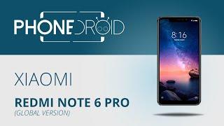 Présentation du Xiaomi Redmi Note 6 Pro Global 219,90€ TTC