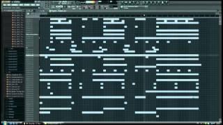 Rnb {hip hop} instrumental (prod. by Kas  & Tinoxbeatz) Fl studio
