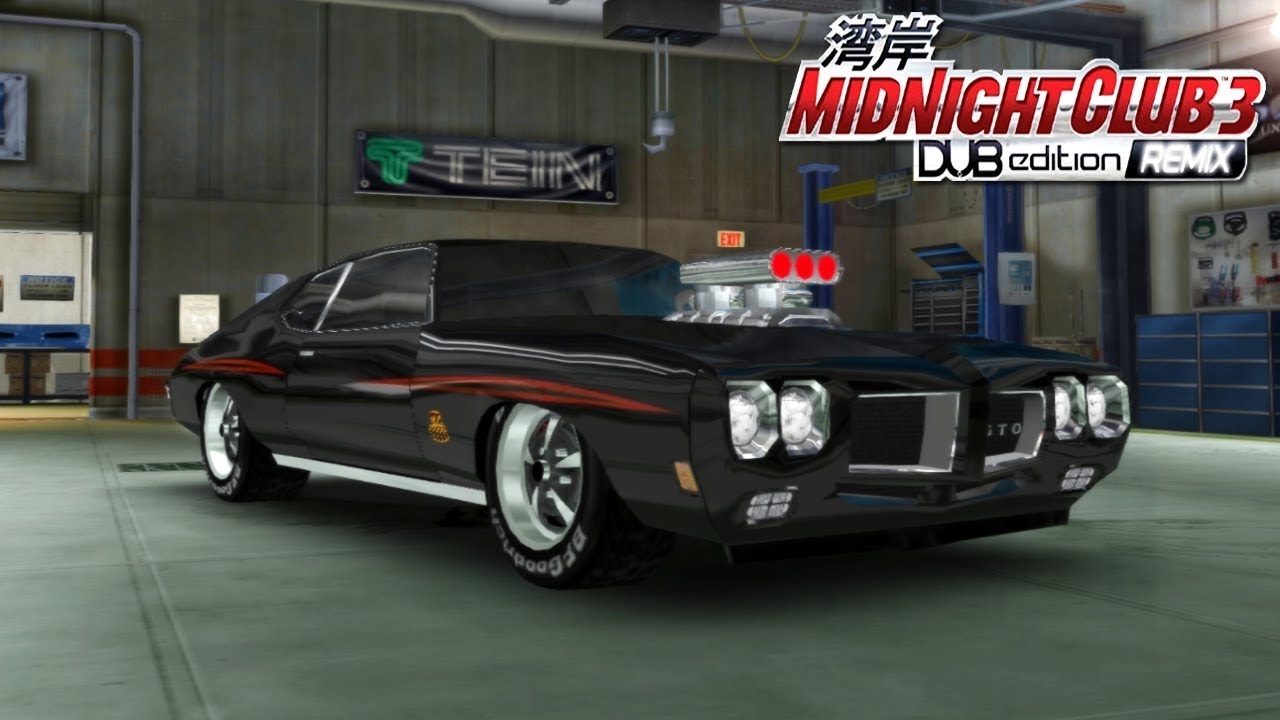 Pontiac GTO 70 Imponente - Midnight Club 3 DUB Edition Remix