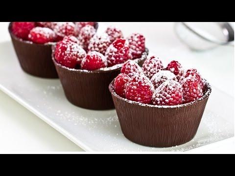 Chocolate Desserts Recipes Cup