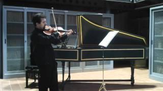 Boccherini sonata in do minore 1 mov  - c  minor 1st mvt