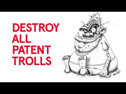 Destroy All Patent Trolls (Song A Day #1728)