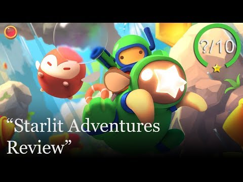 Starlit Adventures PS4 Review - Free to Play