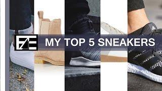My Top 5 Sneakers
