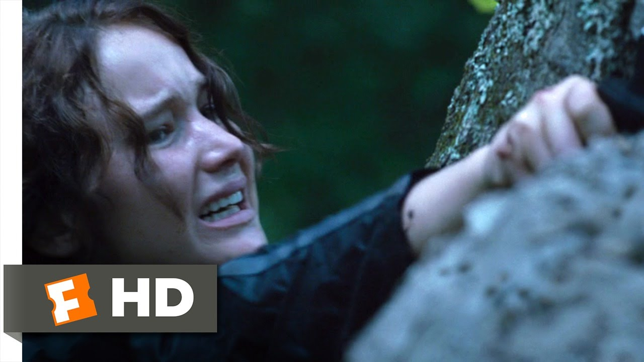 The Hunger Games 9 12 Movie Clip Tracker Jackers 2012 Hd
