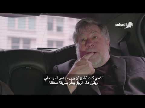 أصحاب السلطة، الحلقة 4: ستيف وزنياك Steve Wozniak