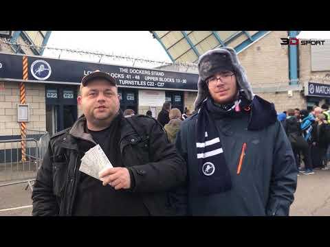 Stadium Guide: Millwall FC [England]. 2019-02-02
