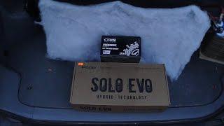 Бой насмерть PRIDE SOLO EVO и ORIS LS-6515 (Не для слабонервных)