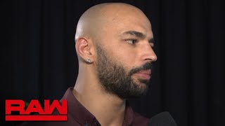 "Why momentum is a ""cruel mistress"" for Ricochet: Raw Exclusive, Aug. 19, 2019"