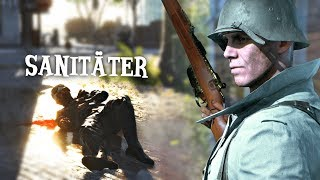 I met a TRUE SANITÄTER - Battlefield 5