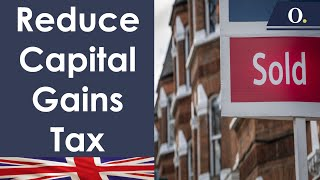 🌟7+ ways to minimise HMRC property Capital Gains Tax 🌟