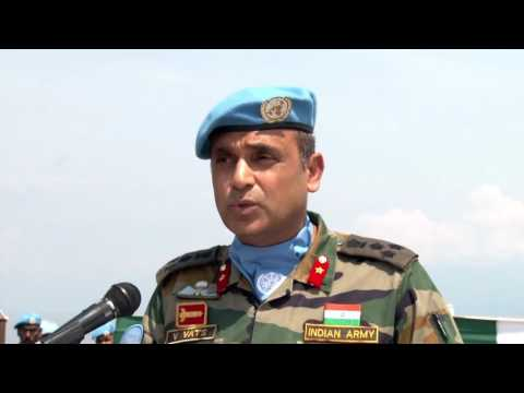 11 years of Peacekeeping mission for the North Kivu Brigade in the DRC