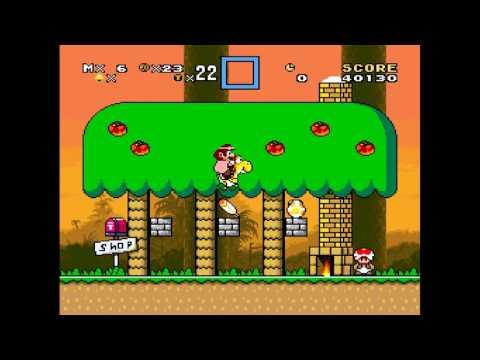 Dr. Mario World: House Calls Gameplay (SMW Mod) #4