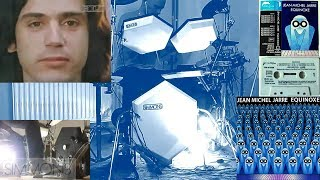 Jean Michel Jarre - Equinoxe part 5. Drum Cover. SIMMONS SDS 8 DRUMS