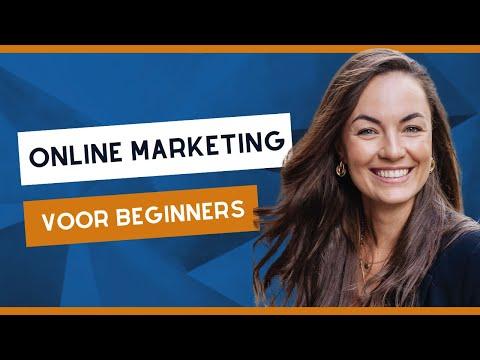 Online marketing voor beginners (2020)