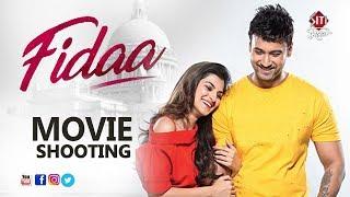 Fidaa  Movie Shooting  Yash Dasgupta  Sanjana Banerjee  Pathikrit Basu