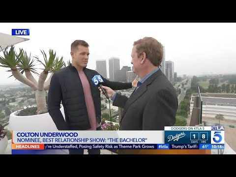 Bachelor Colton Underwood Spills on his Current Relationship Status, that Fence Jump & More