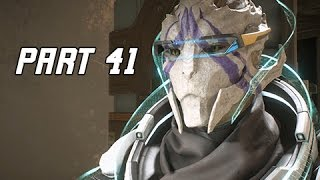 Mass Effect Andromeda Walkthrough Part 41 - VETRA LOYALTY MISSION (PC Ultra Let's Play Commentary)