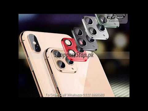 iPhone X convert to iPhone 11 Pro | iPhone 11 camera sticker | iPhone 11 sticker | iPhone 11 Pro Max