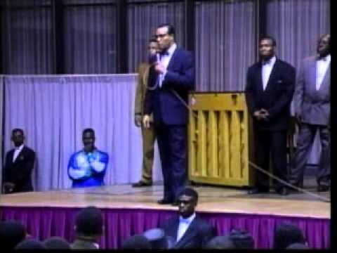 What is The Meaning of Life and Death - Rebellion is Death-Obedience is LIFE  - Min Farrakhan