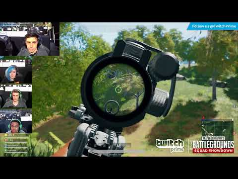shroud | PUBG Squad Showdown | Game-3 | July 13 | Lurn + D_Rich