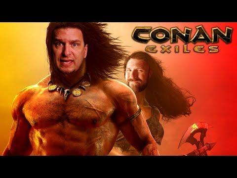 BARBARIAN ADVENTURES (Conan Exiles)