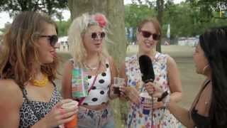 Lovebox festival 2013: east London dances in the sun