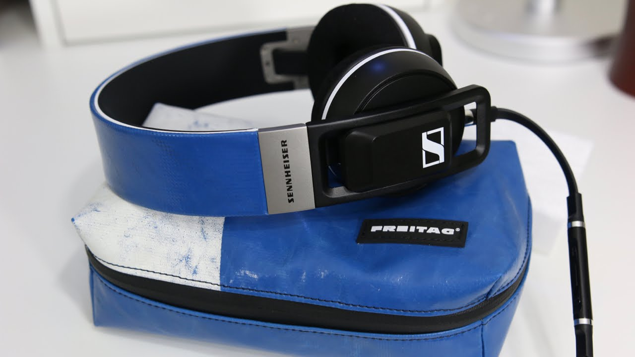 Limited Edition Sennheiser X Freitag Urbanite Headphones
