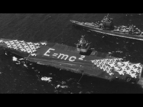 World's first nuclear aircraft carrier retired