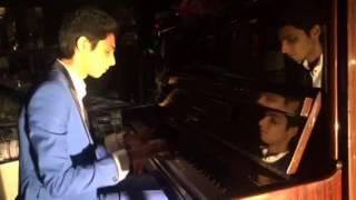 Download Hindi Video Songs - Thangamey Piano Jam at 'Avalukena' shoot | Anirudh