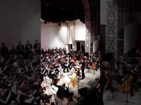 Tetyana Sporynina: Співає Лучіана Гакман. Концерт у Чернівцях
