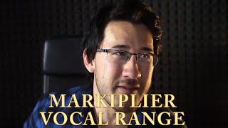 Markiplier Vocal Range (Old Version) | A1- E6 | HD