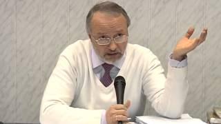 """МЕБИ Валерий Громов  """"Как изучать Писания""""  Урок 16"""