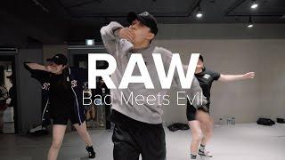 raw   bad meets evil junsun yoo choreography