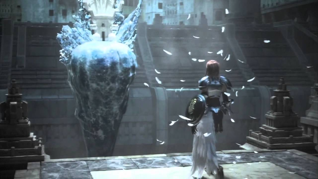 Space 3d Live Wallpaper Why Lightning Is In Valhalla Final Fantasy Xiii 2 Story