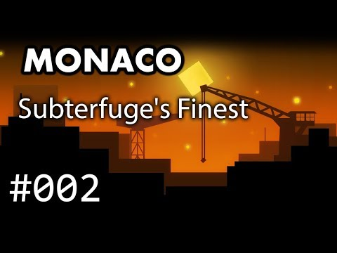 Monaco with Friends - 002: Getting Better...?