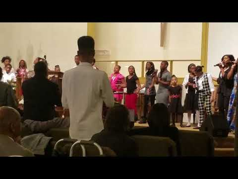 First Charity Baptist Church Youth Baltimore MD 25/03/18