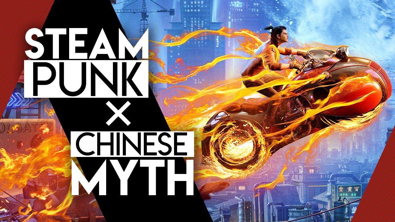 Nezha Reborn: A Chinese Steampunk Mythological Anime!? | Video Essay