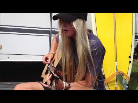 Underneath Your Clothes - Shakira cover - Jamie McDell