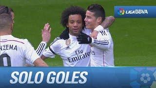 Todos los goles de Real Madrid (4-1) Real Sociedad