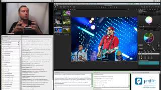 видео RAW конвертация с помощью Capture One Pro