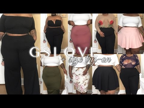 My Favorite GS LOVE Try-On Haul | Plus Size