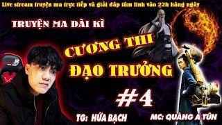 Quàng A Tũn | Truyện Ma Pháp Sư : MAO SƠN CƯƠNG THI ĐẠO TRƯỞNG [ Tập 4 ] Thiếu Gia Oai Phong