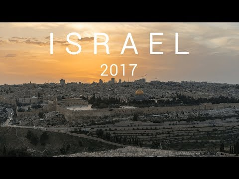 Israel Through Our Eyes - Travel Video