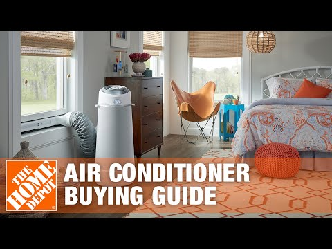 Types of Air Conditioners - The Home Depot