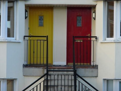 Red Door Yellow With Angela