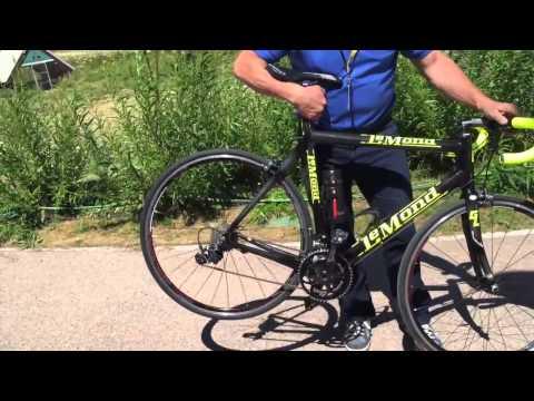 Hidden Motor demonstration with Greg LeMond