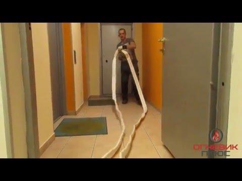Как часто должна производиться проверка пожарных рукавов